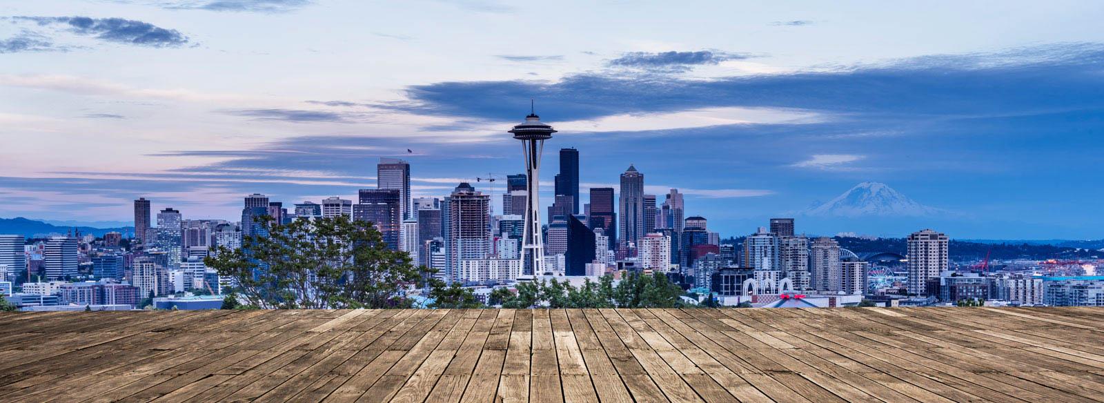 City of Seattle Washington
